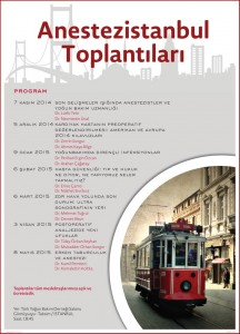 Anestezİstanbul 2014-2015